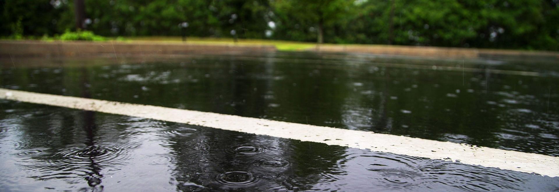 StormTank solutions for rainwater runoff