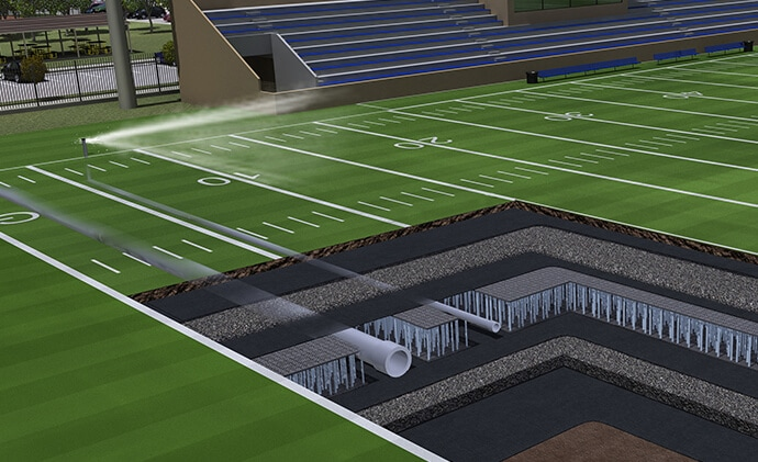 StormTank stormwater module for application harvesting