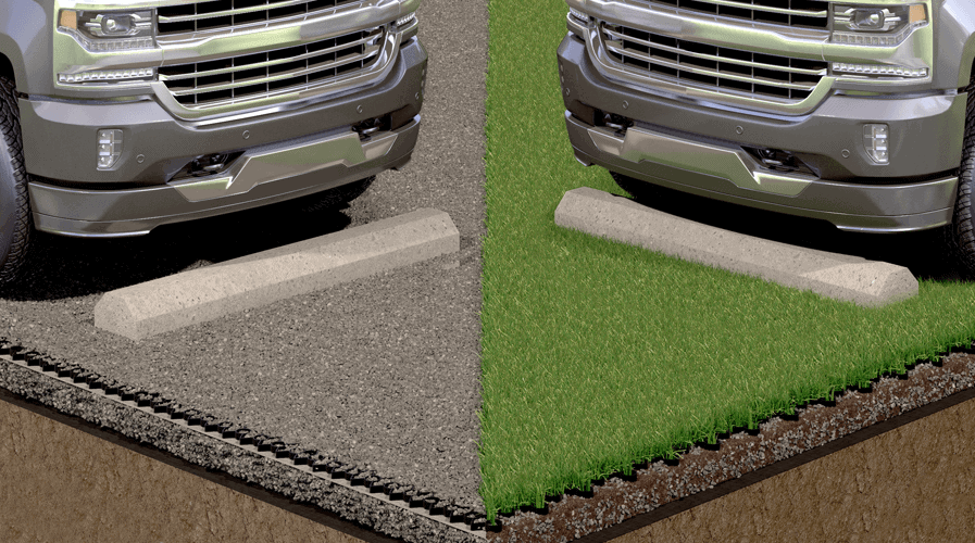 GroundPro - Gravel & Grass Applications